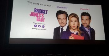 Have a Girls' Night at The Movies With Bridget Jones's Baby! #BridgetJonesBaby