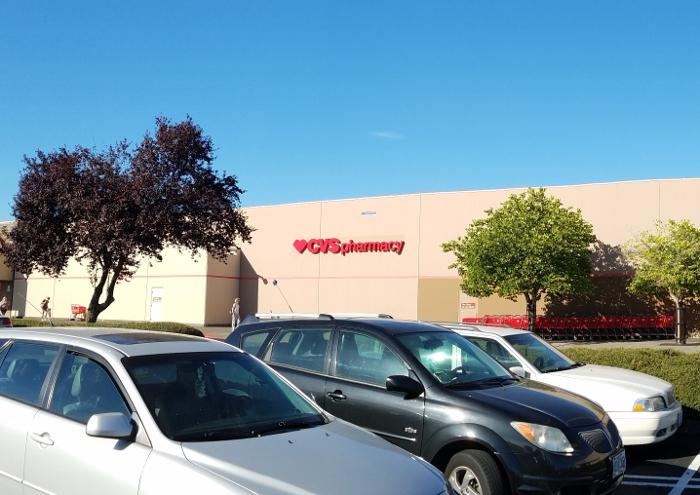 Convenient CVS Pharmacy location
