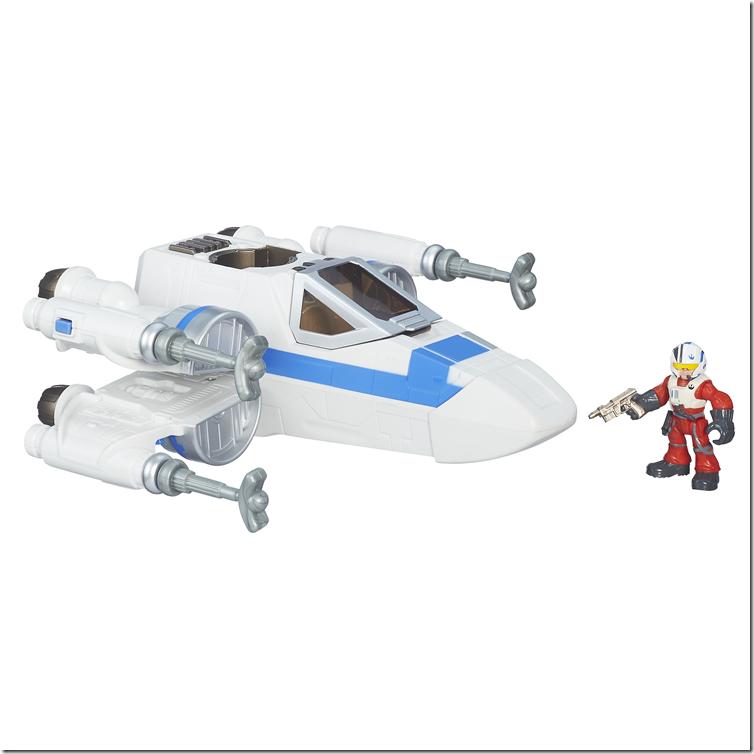 Star Wars Deluxe Vehicle