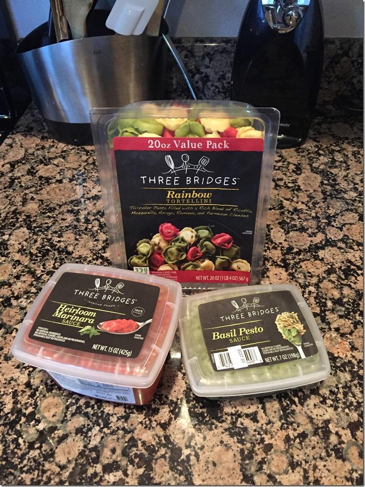 three bridges packaging