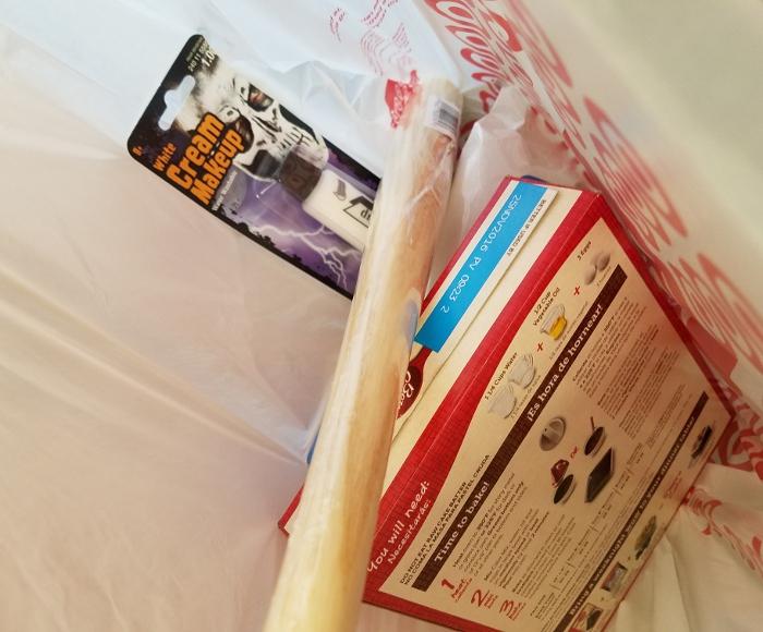 My Target shopping trip