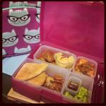 A Peek Into a Teacher's Bento Box