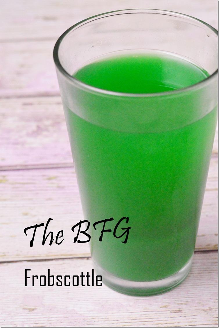 The BFG Frobscottle