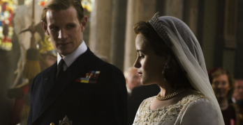 You Must Watch The Crown On Netflix #StreamTeam