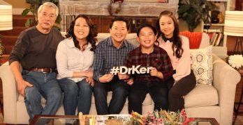 Meet The Dr. Ken Cast and See The Dr. Ken Set Visit