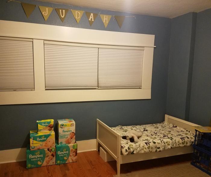 Judah's room