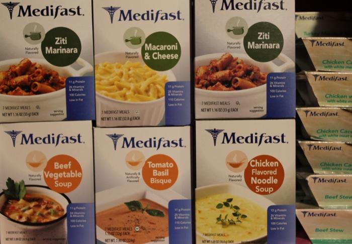 Medifast food