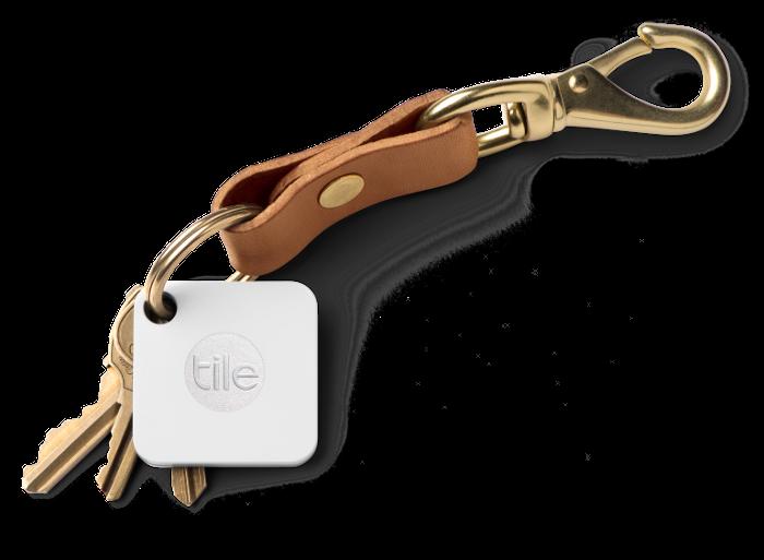 Tile Mate Keychain