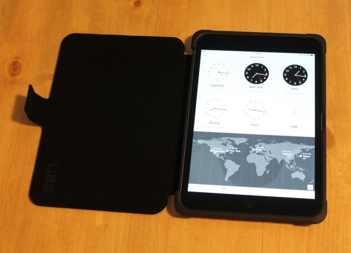 iPad Mini in UAG Case