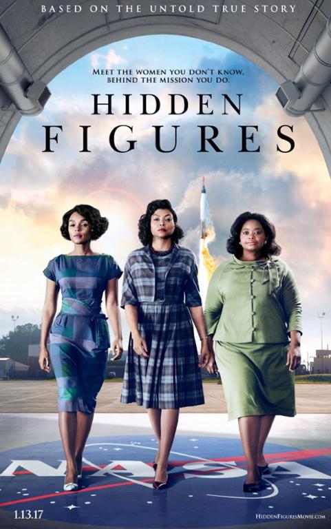 Free Hidden Figures Movie Tickets for High School Students