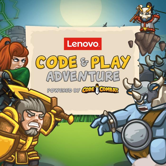 Code & Play Adventure