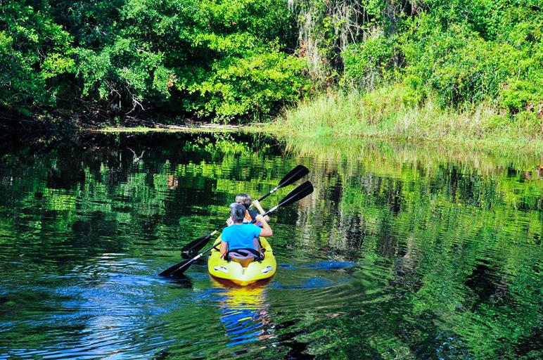 Kayaking - Paddling Center