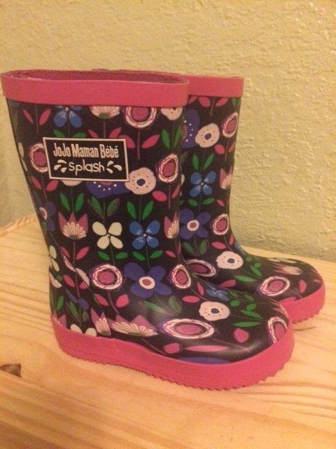 Wellie Rain Boots
