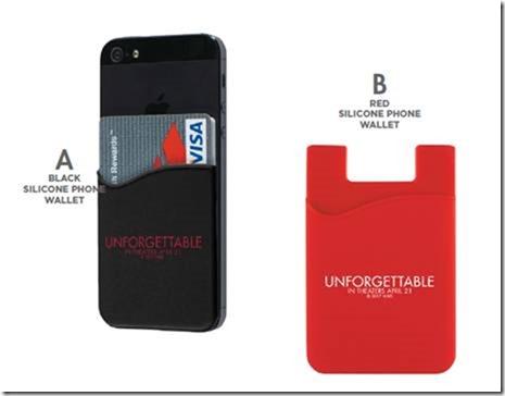 Unforgettable Phone Wallet