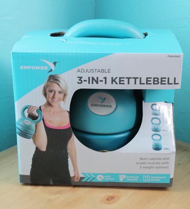 3-in-1 Kettlebell