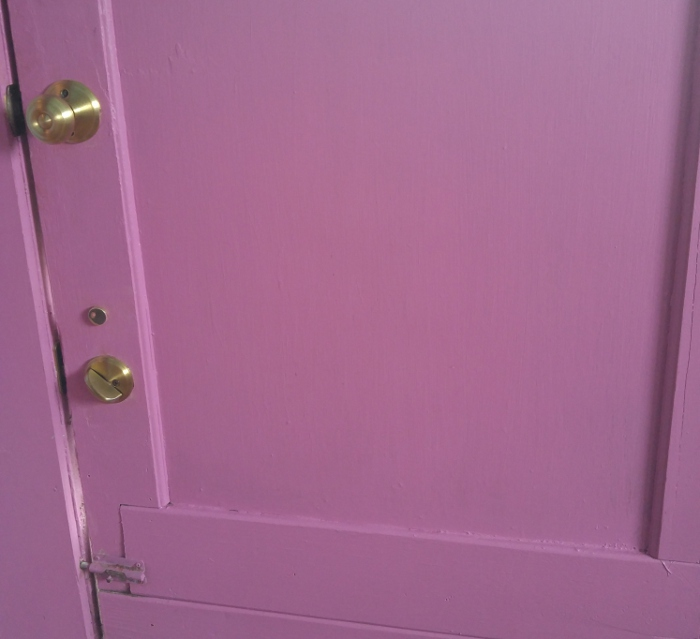 Door afterwards