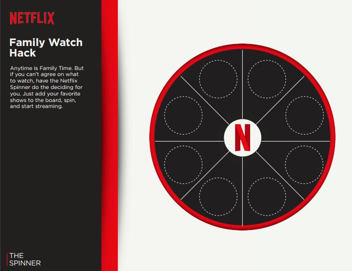 Netflix Spinner