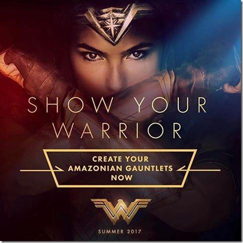 Gauntlets-WonderWoman