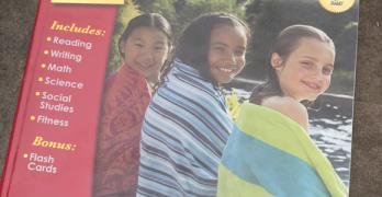 Exercise Your Child's Brain This Summer: Summer Bridge book