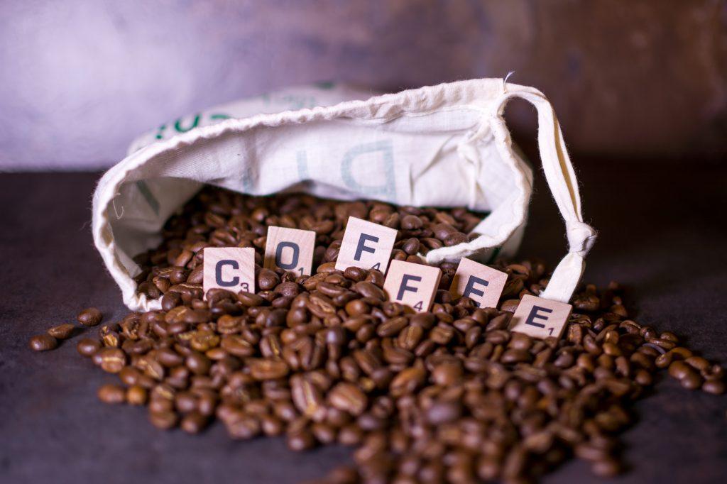 Coffee Beans Bag Tiles