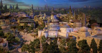 New at Disneyland