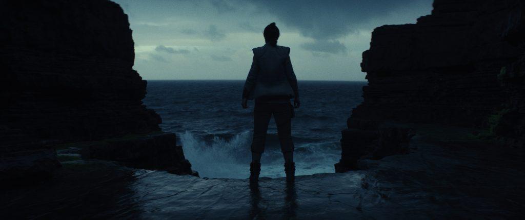 The Last Jedi Footage