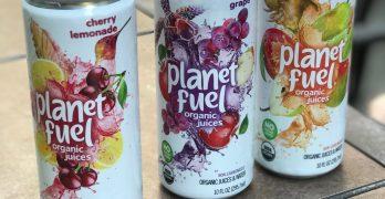 Taste Test: A Drink for Tweens Planet Fuel