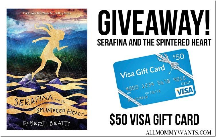 serafina giveaway