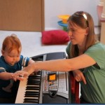 Wordless Wednesday Piano Player