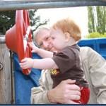 Wordless Wednesday – grandparents visit
