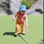 Wordless Wednesday – My Golfer