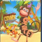 Word World Happy Birthday Word Friends