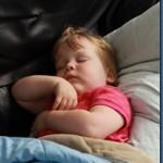 It's nap time, I wish I could sleep like my children