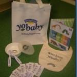 YoBaby Meals organic yogurt gift package #giveaway
