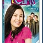 iCarly Season 2 Volume 1 #giveaway