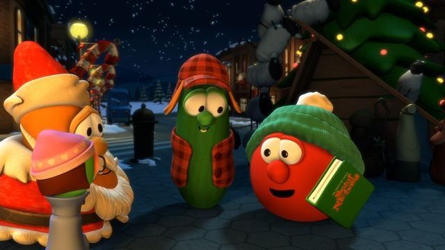 Vegetales: Saint Nicholas - DVD Image