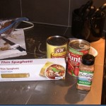 Making Spaghetti with NutraSalt – an all-natural Sea Salt Review
