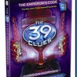 Book 8 The Emperor's Code The 39 Clues #giveaway
