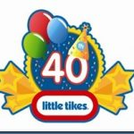 Celebrating 40th Anniversary with a Little Tikes Coupe Giveaway