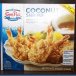 It's not Homemade: Coconut Shrimp Night