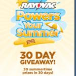 Rayovac Powers Your Summer