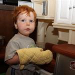 Wordless Wednesday – Kitchen Safety