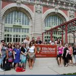 Ellis Island Blogger Event Photo