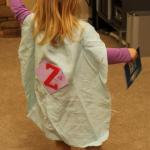 Wordless Wednesday – Super Zoe