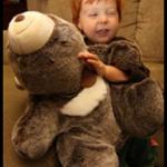 GUND 35th Snuffles Anniversary Bear #Giveaway