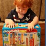 Playmobil School Gym
