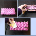 Ecoist Candy Wrapper Hand Bag