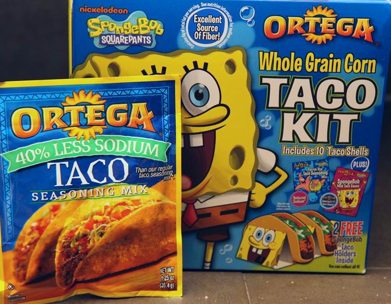 Spongebob Food Recipes