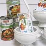 Campbell's Select Harvest Soup Gift Basket Giveaway