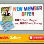 Free Kodak Gallery Magnet